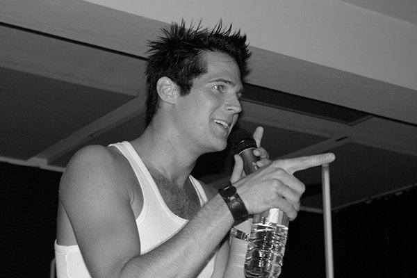 Начало карьеры Basshunter (фото)