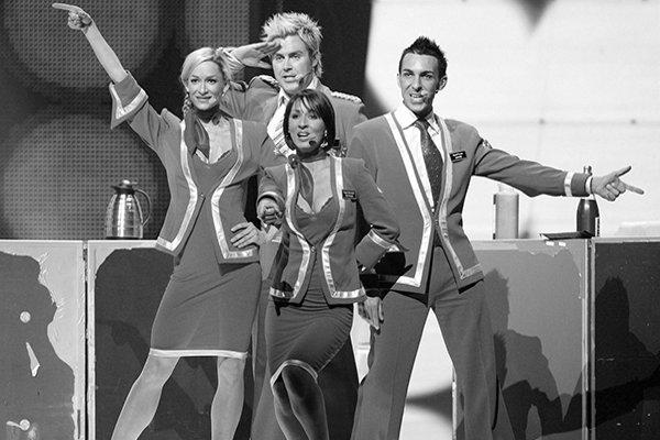 Scooch после Евровидения по сегодняшний день (фото)
