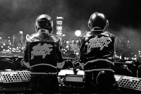 До Daft Punk и ранее творчество (фото)