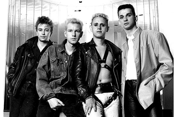 Пик узнаваемости и потребности в Depeche Mode (фото)