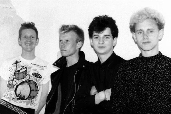 Уход Винса Кларка из Depeche Mode (фото)