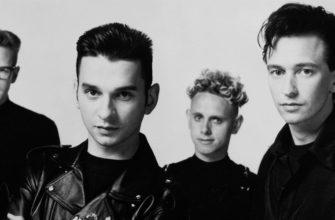 Биография Depeche Mode - история популярной электронной группы из Британии