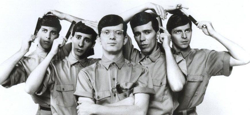 Биография Devo - американская рок-группа с new-wave уклоном из 70-х