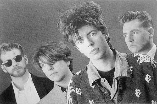 Пик популярности и узнаваемости - обновленные Echo & the Bunnymen (фото)
