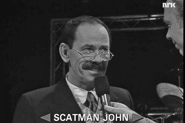 Появление псевдонима Scatman John и популярность в Европе (фото)