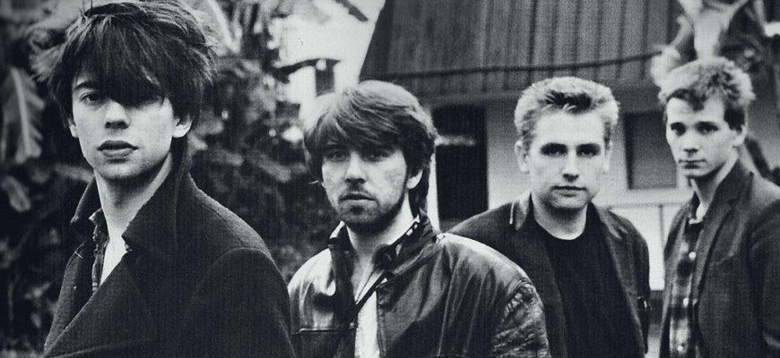 Биография Echo & the Bunnymen - интересная new wave группа из 80-х