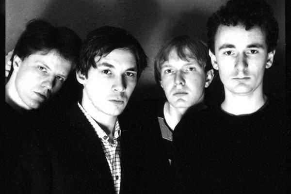 90-е и расформирование The Comsat Angels (фото)