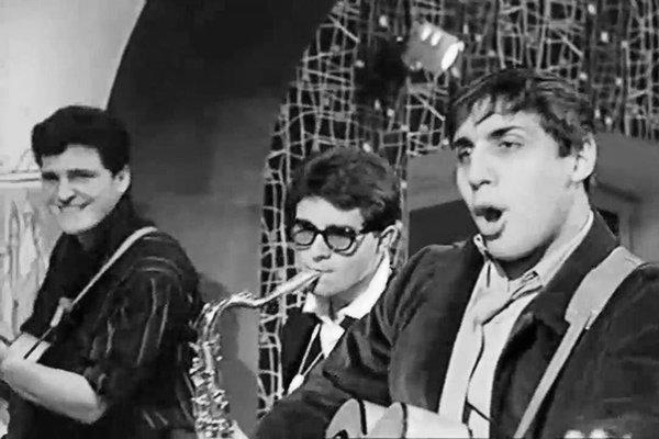 Эпоха new wave и группа La Strada (фото)