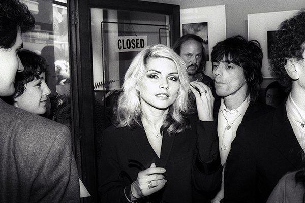 Последующие труды Blondie (фото)