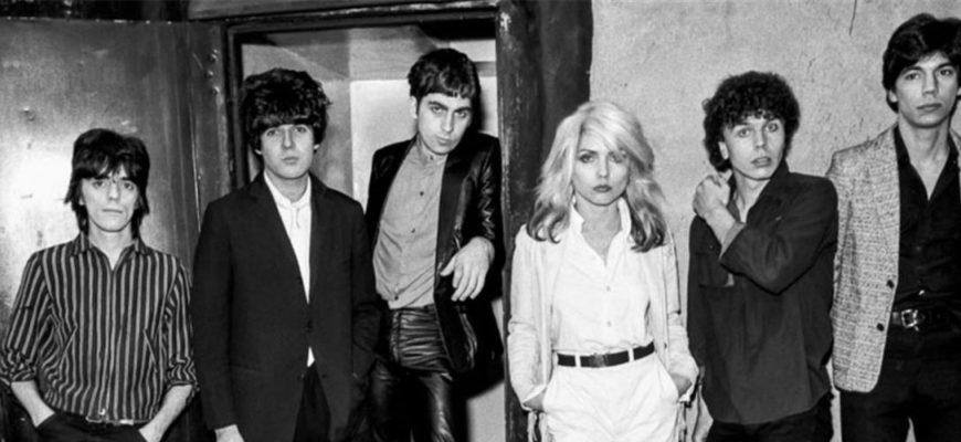 Биография Blondie - история американской рок-группы конца 70-х