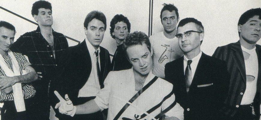 Биография Oingo Boingo - американский new wave коллектив Дэнни Эльфмана