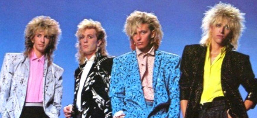 Биография Platinum Blonde - new wave ребята из Канады