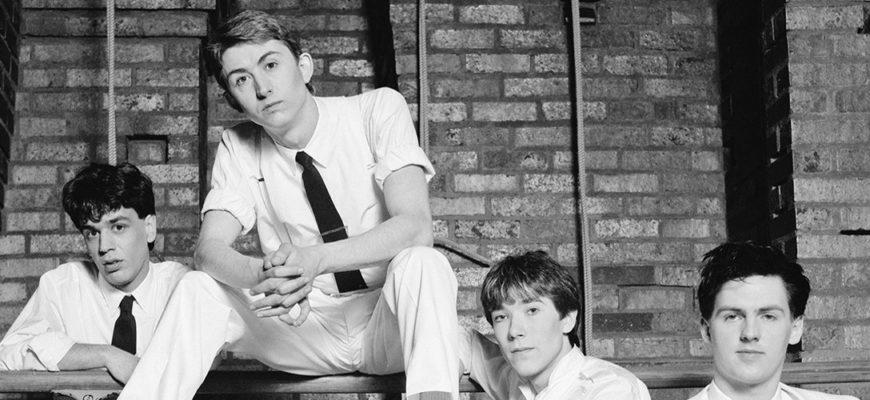 Биография Talk Talk - английская new wave группа из 80-х