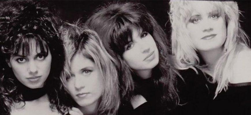 Биография The Bangles - женская рок-группа из Америки