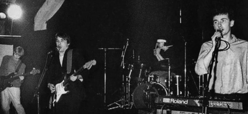 Биография The Comsat Angels - пост-панк «банда» из Шеффилда