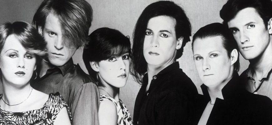 Биография The Human League - английская synthpop группа из 80-х