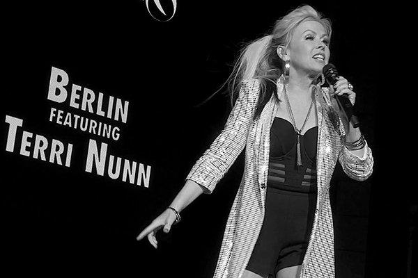 Поздняя деятельность Terri Nunn (фото)