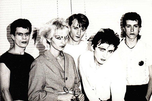 Свежие альбомы и post-punk влияние (фото)