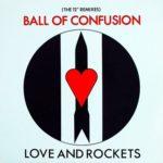 Биография Love and Rockets: альтернативные рокеры из Англии