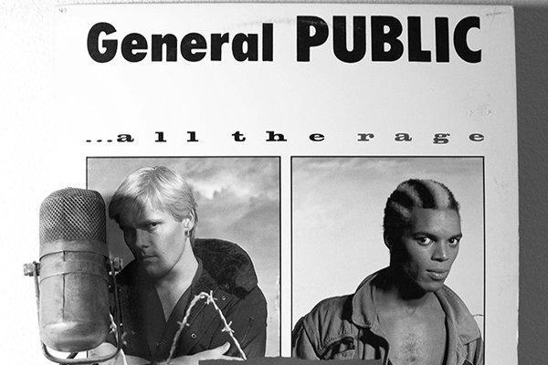Ранние годы в творчестве General Public (фото)