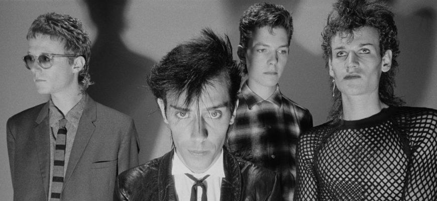 Биография Bauhaus - готические рокеры из Англии
