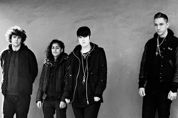 Формирование группы The xx (фото)