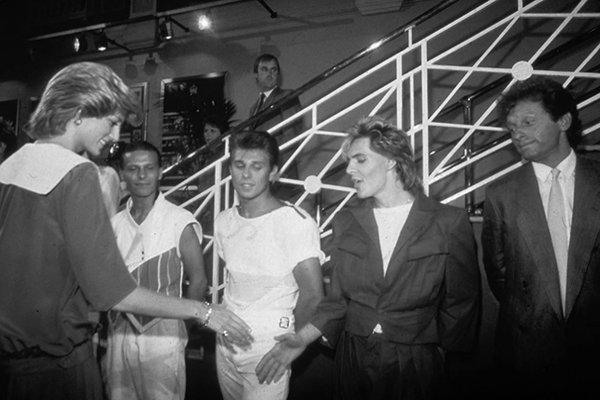 Новые достижения и пик популярности Duran Duran (фото)