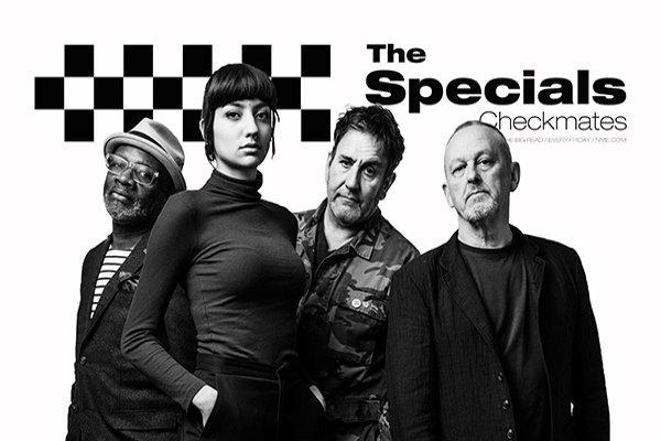 Все воссоединения The Specials (фото)