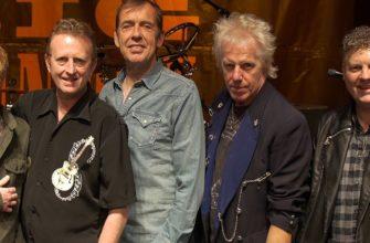 Биография Big Country - шотландский рок-коллектив из Данфермлайне