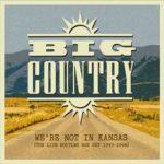 Биография Big Country: шотландский рок-коллектив из Данфермлайне