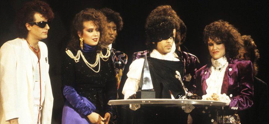 Биография Prince & The Revolution - рок-группа со звездой