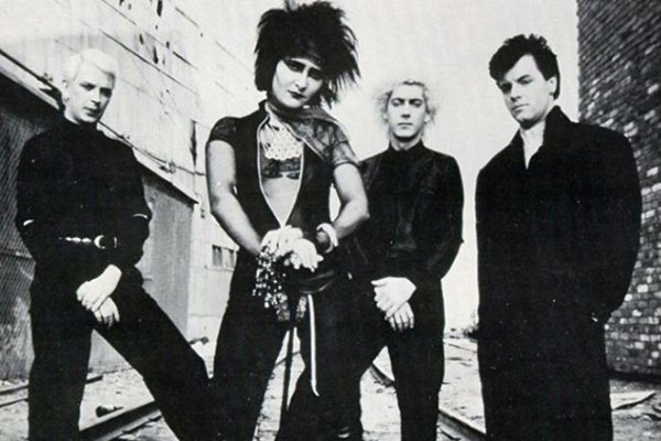 Формирование ​Siouxsie and the Banshees (фото)