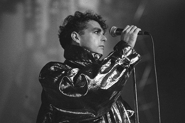 Формирование и начальные шаги Pet Shop Boys (фото)