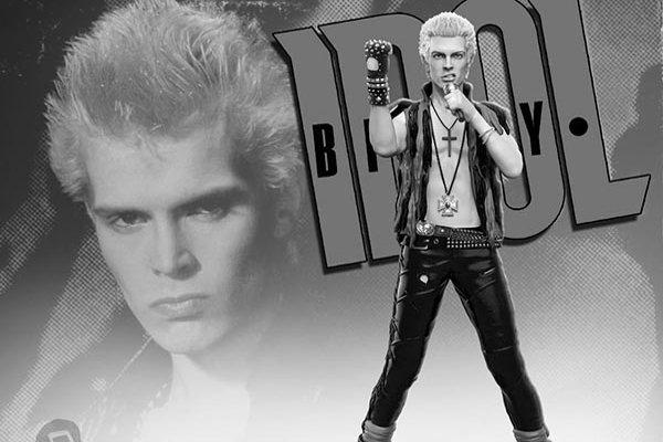 Новые достижения Билли Айдола (Billy Idol) - 1986-92 (фото)