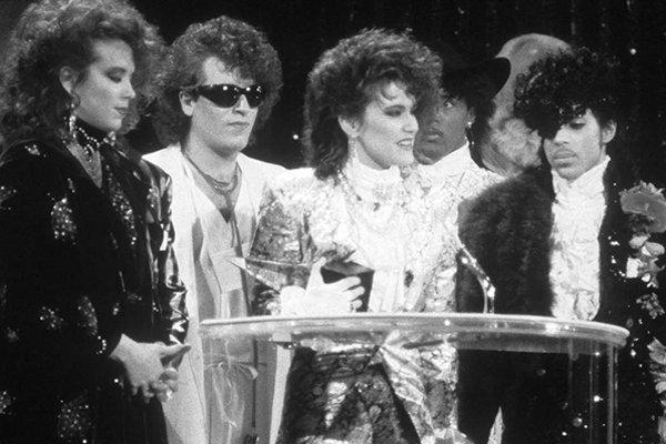 Перед Prince & The Revolution (фото)