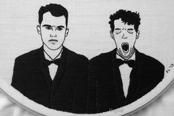 Третий альбом и новинки от Pet Shop Boys (фото)