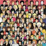 Биография исполнителей в жанре new wave: Friends Again, Gesaffelstein, Gleaming Spires