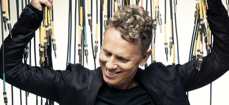 Биография Мартина Ли Гора (Martin Gore) - английский музыкант и диджей