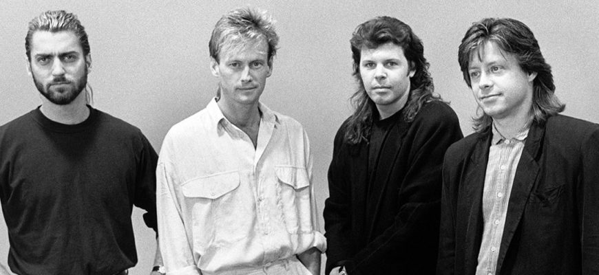 Биография Mr. Mister - американская поп-группа из 80-х