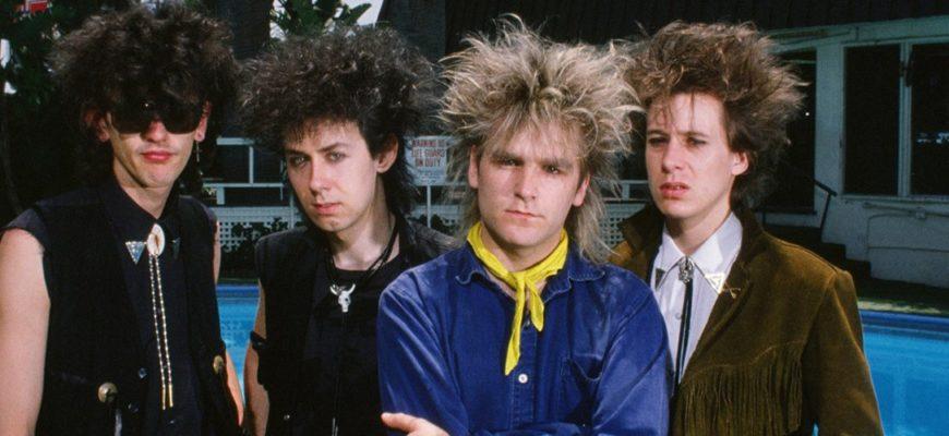 Биография The Alarm - популярный рок-коллектив из 80-х