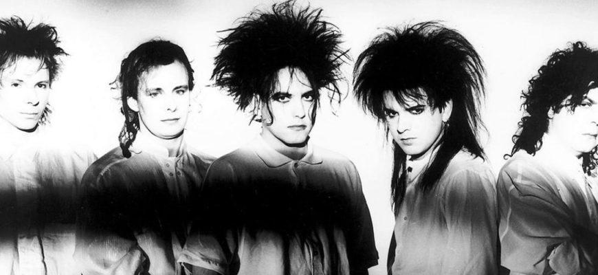 Биография The Cure - культовая рок-группа из Великобритании