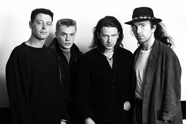 Очередной тур U2 и вхождение в 90-е (фото)