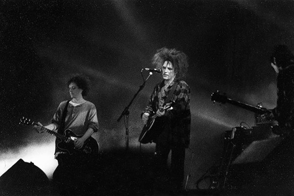 Пик популярности The Cure (фото)
