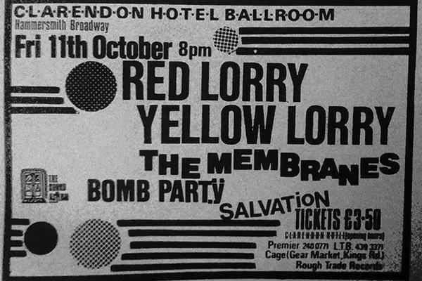 Пик славы и распад Red Lorry Yellow Lorry (фото)