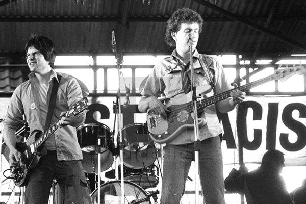 Вершина популярности Tom Robinson Band (фото)