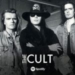 Биография The Cult - популярный британский рок-коллектив из 80-х (фото)