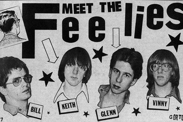 Пик популярности в творчестве The Feelies (фото)