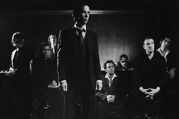 Уход Харви и работа Nick Cave & The Bad Seeds (фото)