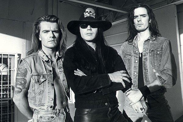 Второе воссоединение и 2000-е года для The Cult (фото)