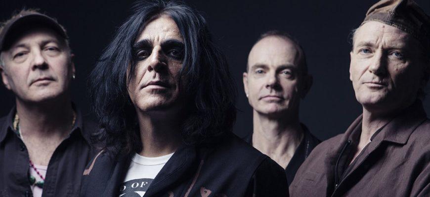 Биография Killing Joke - английская рок-группа Джеза Коулмана